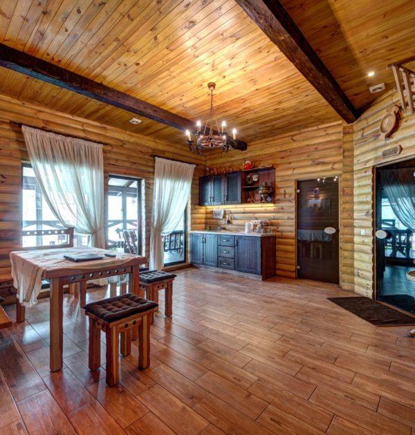 'Zhelanushka' Russian Sauna